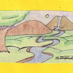 This is a $2.00 card and could be made into a custom made $4.00 pop-up.