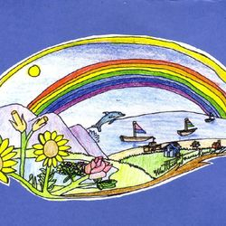 KCSp/SuC (Kenslow Cards Spring and Summer Card) a combination of Spring and Summer in one design for $2.00 each.