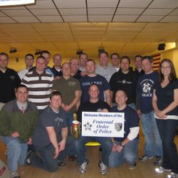 2012 Big Brothers Big Sisters Bowl for Kids' Sake team.