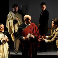 Julius Caesar - Quintessence Theatre Group | Director: Alex Burns