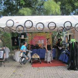 Ubud Jazz Festival Stall