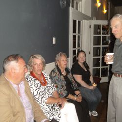 Andy, Tilla & Wendy Forrest, Lucy Sheppard, Larry Wordsworth