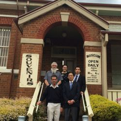 Oct 2018 - Chinese Consul visits Museum