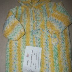 VT Handmade Infant Items