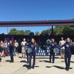 Homecoming Parade to Desert Ridge