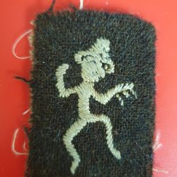 Bwbachod Felt - available c1917-1939, replaced by woven badge.