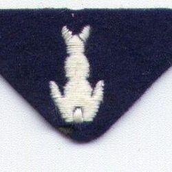 Observer (blue felt)