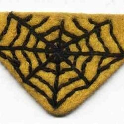 Weaver (yellow felt)