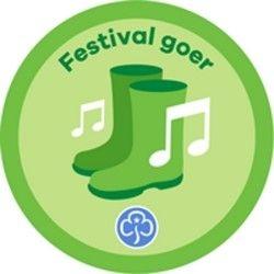 Festival Goer