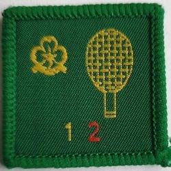 Short Tennis level 2 (older trefoil)
