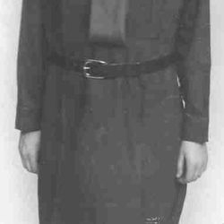 1920-1968 Brownie Uniform (brown tie)