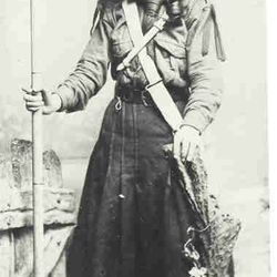 1909 Girl Scout uniform