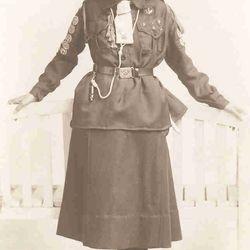 1920 Girl Guide Uniform
