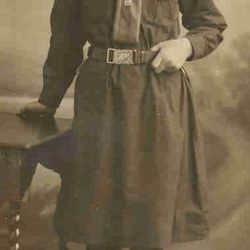 1930 Girl Guide uniform
