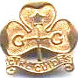 1932-1968 Lettered Scroll Promise Badge