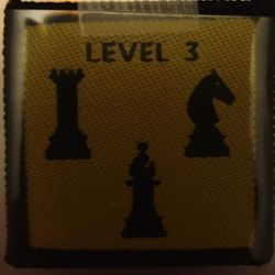 Chess level 3 (chess pieces)