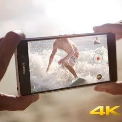 Kamera 4K pada Sony Xperia Z2
