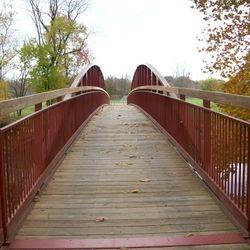 Lewisburg Park Footbridge