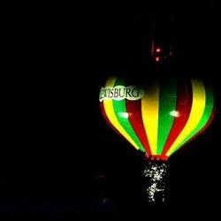 Hot Air Balloon - Water Tower (Photo credit to 4MAN - MOTORSPORTS)