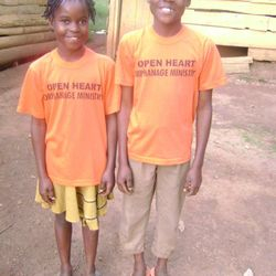 Open Heart Orphanage is only one of the many ministries of DCFUganda