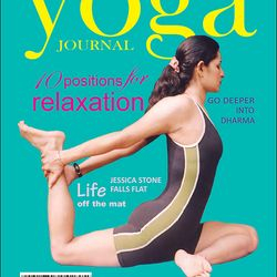 Yoga Magazine  Prototype