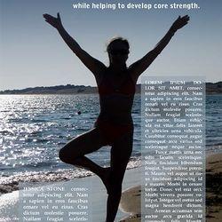 Yoga Magazine Prototype