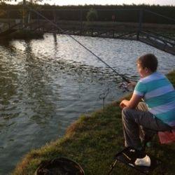 Fishing - 04 September 2013  Adam