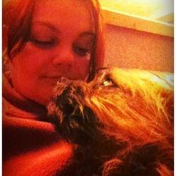 My adorable Alfie.
