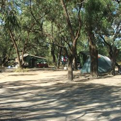 Quiet River Camp grounds
