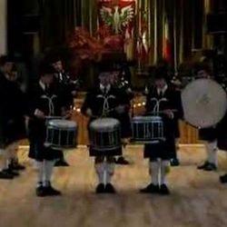 Drum solo; Polish Club Sudbury 2011