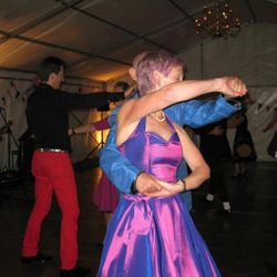 private dance parties. Line, ballroom and latin.
