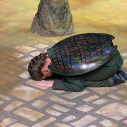 Tortoise Costume for 'Great Cross Country Race'