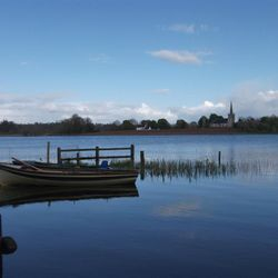 Templeport Lake in the evening