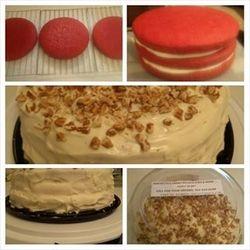 Maryetta's Red Velvet Cake $32.10