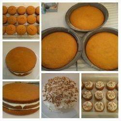 Maryetta's Orange Velvet Cake $32.10