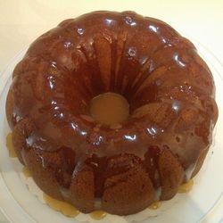 Maryetta's Brown Sugar Glaze Pound Cake, $28.89