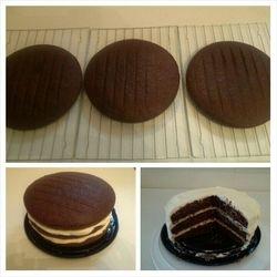 Maryetta's Brown Velvet Cake $32.10