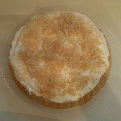 Maryetta's Coconut Cream Pie, $21.40
