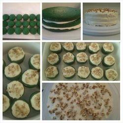 Maryetta's Emerald Velvet Cake $32.10