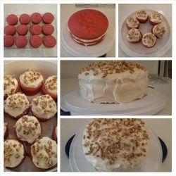 Maryetta's Rhodolite (Pink) Velvet Cake $32.10