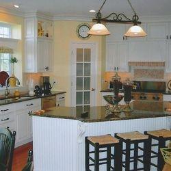 Fresh kitchen remodel