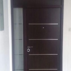 sigurnosna vrata sa portalom