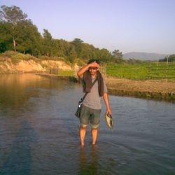 Me @ Twankabati natural forest