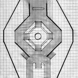 Map idea sketch