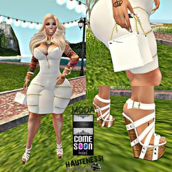[MODA] NIYAH LEATHER WEDGES By Hood Fashion