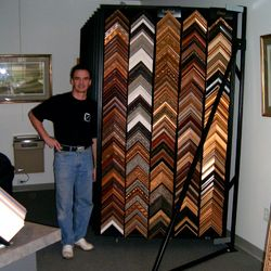 Select from over 3000 mouldings