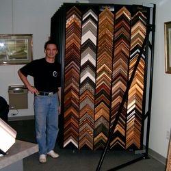 3000 frame moldings