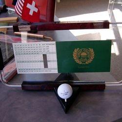 double sided modular Golf frame