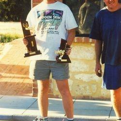 Nick Drygalla, first WA State Title