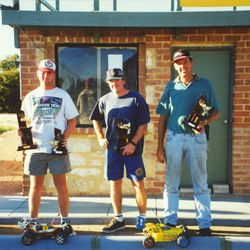 WA State Titles - Nick Drygalla 1st and TQ, Paul Wyllie 2nd, Ken Isbister 3rd
